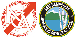 Northeast Campground Association and New Hampshire Association of Campgrounds